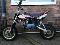 Pitbike pit bike xsport 125cc
