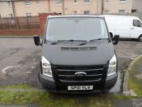 FORD TRANSIT T260 TREND 10 PLATE 2010 MOT APRIL 2017