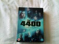 DVD's complete series the 4400