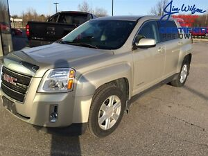 2015 GMC Terrain SLE-1 AWD REAR CAMERA JUST OFF LEASE VERY CLEAN