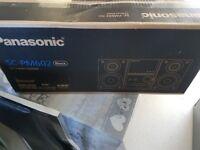 Panasonic sc-pm602 stereo new in box