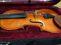 Symphony Violin of Stringers Edinburgh