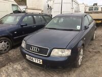 Audi A6 1.9 tdi Diesel Parts Available