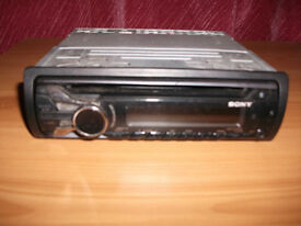 Sony cd head unit