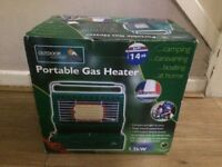 BRAND NEW PORTABLE GAS HEATER