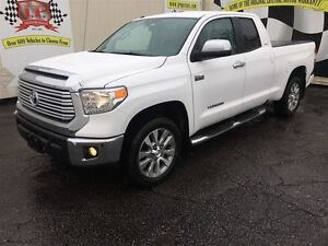 2015 Toyota Tundra Limited, Crew Cab, Navigation, 4x4, Only 12,