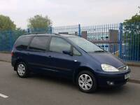04 FORD GALAXY 1.9 DIESEL 7 SEATER * AUTOMATIC * MOT 2019 - PX WELCOME