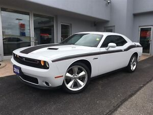 2016 Dodge Challenger R/T SUNROOF..LEATHER