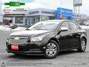 2014 Chevrolet Cruze GREAT LOOKING VEHICLE FWD 4 CYLINDER