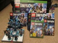 Lego Dimensions bundle for Xbox One