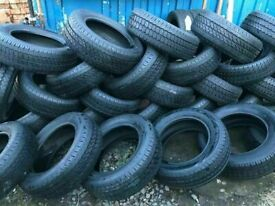 TYRES - BRAND NEW SET OF 4 - 275-40-20