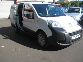 fiat fiorno crew automatic, one owner, full service history