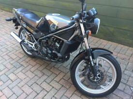 Yamaha RZ250R 1986