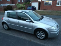 2008 Renault Megane 1.6 Owned From New Low Mileage