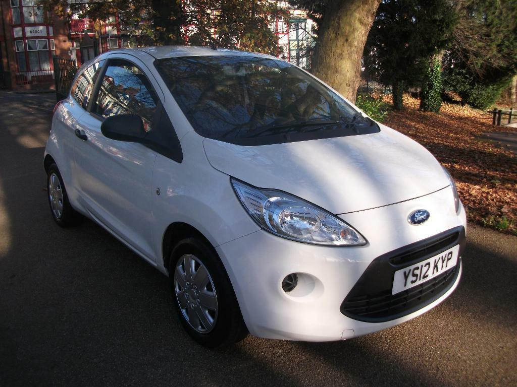 Ford Ka  Dr Start Stop Low Insurance Low Tax