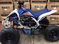 Desert Adventurer 125cc Quad Bike Semi Automatic with Reverse Brand New 2018!!