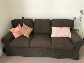 IKEA SOFA BED EKTORP GOOD CONDITIONS