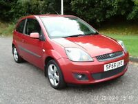 FORD FIESTA FREEDOM IN GREAT CONDITION YEARS MOT