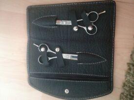 Barbering scissors