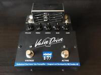 EBS Valvedrive Bass pedal