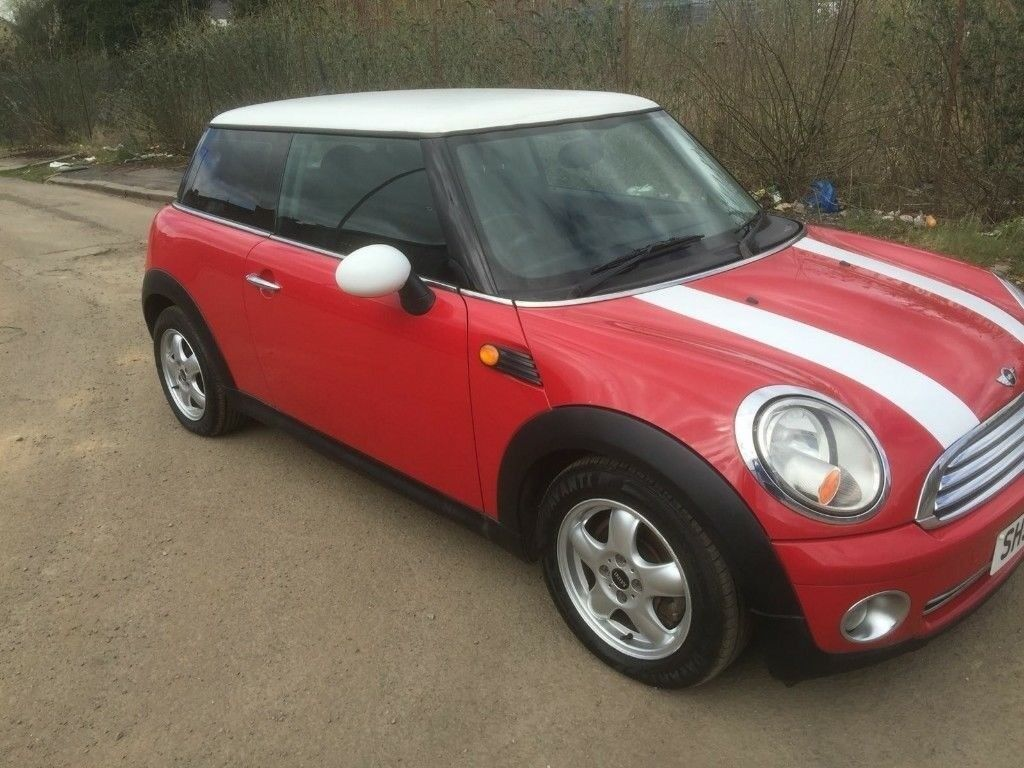 Mini Petrol 14 Mot Till April 2018 New Engine Timing Belt Changed Excellent Condition In East End Glasgow Gumtree