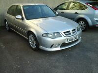 MG ZS+ 2006 4 door saloon.