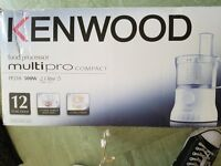 **NEW**Kenwood Food Pocessor