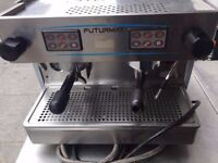 ESPRESSO COFFEE MACHINE CATERING COMMERCIAL CAFE KEBAB CHICKEN FAST FOOD CATERING COMMERCIAL KITCHEN