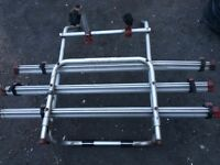 VW T25 FIAMMA BIKE RACK, HOLDS UP TO 3 BIKES OR 50KG IN WEIGHT GOOD CONDITION £100 OVER £250 NEW