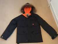 Boys Trespass Ski Jacket/Winter Jacket (Age 11-12)