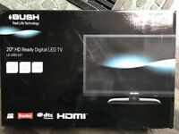"BNIB Bush 20"" HD ready Digital LED TV"