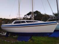 Leisure 23sl sailing boat