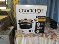 Brand New CrockPot Slow Cooker