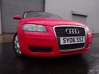 💥06 AUDI A3 SPECIAL EDITION 1.6,5 DOOR,MOT DEC 017,PART HISTORY,2 KEYS,2 OWNERS,STUNNING CAR