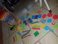 girls toys , books , playdoh cutters antrim