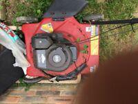 Briggs & Stratton petrol lawnmover needs fixing