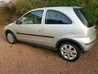 Vauxhall corsa sxi 7 months mot