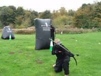 Archery Tag Event/Birthday Party Hire