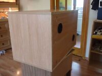2ft wooden vivarium