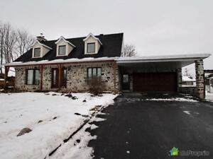 374 000$ - Maison 2 étages à vendre à Marieville