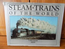 Steam Trains of the World.