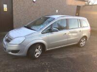*** Vauxhall zafira 2008 7 seater swap px car van ****