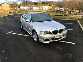 BMW 3 SERIES 2.0 318Ci Sport 2dr | FULL SERVICE HISTORY + VERY ECONOMICAL 40 MPG