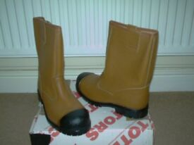 Totector rigger boots