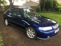 Rover 400 Automatic - 12 Months MOT - Loads History