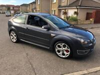 Ford Focus st 2 1 years mot fsh very tidy may swap