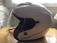 MT Helmet - white (Bought 1 year ago from New)