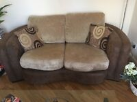 2 seater sofa available