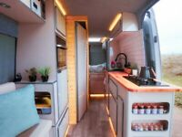 Converted Mercedes Sprinter Conversion 2017 with shower room