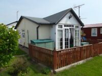 2 Bedroom Detached Chalet Holiday home for sale at South Shore Holiday Village nr Bridlington (1354)